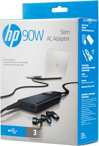 HP 90W Slim AC Adapter (H6Y83AA#ABY)