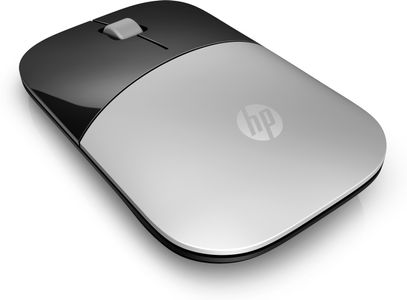 HP Z3700 Silver Wireless Mouse (X7Q44AA)