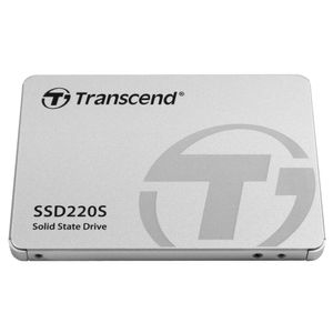 TRANSCEND 240GB 2.5IN SSD220S SATA3 TLC NO BRACKET ALUMINIUM INT (TS240GSSD220S)
