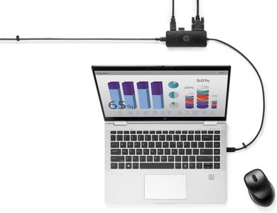 HP USB-C Travel Hub G2 (7PJ38AA)
