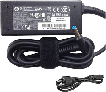 HP 45W Smart AC Adapter (H6Y88AA#ABY)