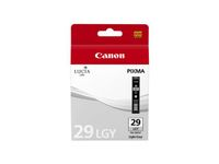 CANON PGI-29LGY light grey ink cartridge (4872B001)
