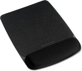 3M Mousepad incl. wristsupport grey/ black WR421 (FT600003287)