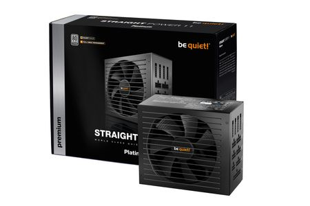 BE QUIET! STRAIGHT POWER 11 PLATINUM 850W (BN308)