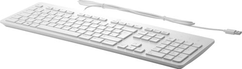 HP USB (GREY) BUSINESS SLIM KEYBOARD SW (Z9H49AA#ABS)