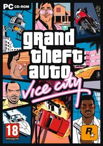 ROCKSTAR Grand Theft Auto: Vice City, ESD Software Download incl. Activation-Key (857665)