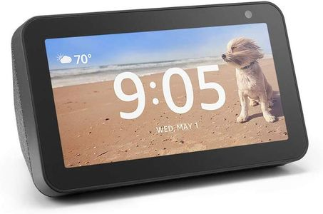 AMAZON Echo Show 5 Black DE (German, UK, Japanese) (B07KD6624B)