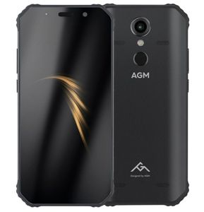 AGM DISPLAY A9 5.99 32GB 4G Sort (AA9EU32BL03J)