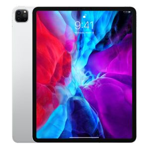 "APPLE iPad Pro 12.9"" Gen 4 (2020) Wi-Fi + Cellular, 256GB, Silver (MXF62KN/A)"