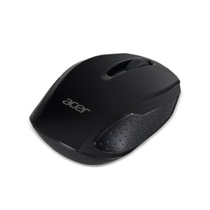 ACER Wireless Mouse G69 RF2.4G with Chrome logo Black Retail Pack WWCB (GP.MCE11.00S)