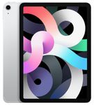 "APPLE iPad Air 10.9"" Gen 4 (2020) Wi-Fi + Cellular, 64GB, Silver (MYGX2KN/A)"