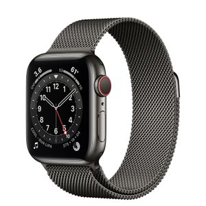 APPLE Watch S6 40 Gph Ss Gph Ml Cel (M06Y3DH/A)