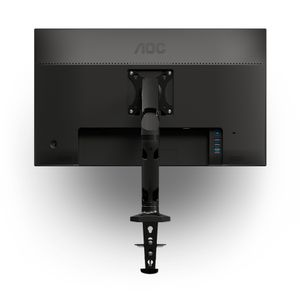 """AOC Monitor arm up to 27"""" 9 kg monitors and (AS110D0)"""