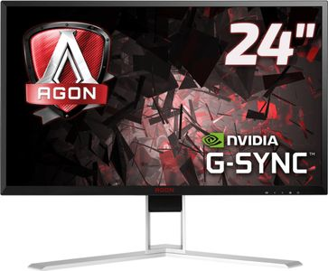AOC Monitor AOC AGON AG241QG, panel IPS, 165Hz, HDMI/DP (AG241QG)