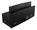 ICY BOX 5-port USB 3.0 clamp hub and cardreader