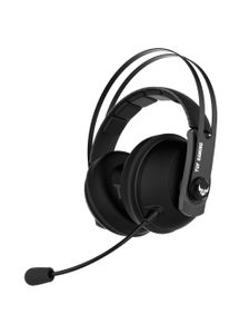 ASUS TUF H7 WIRELESS GUN METAL GAMING HEADSET (90YH020G-B3UA00)