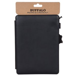 "BUFFALO iPad Air/ Air2/ Pro 9.7"" Buffalo Svart (657546)"