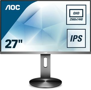 AOC 27 Led Q2790Pqu/ Bt (Q2790PQU/BT)
