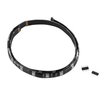 CableMod Magnetic LED Strip RGB - 60cm / 30 LEDs (CM-LED-30-M60KRGB-R)