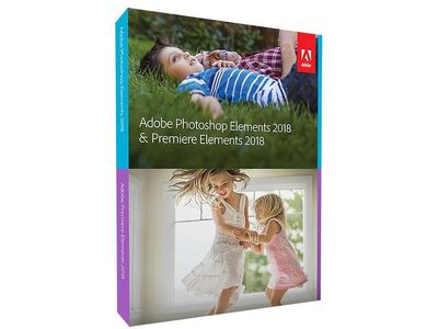 ADOBE PHSP AND PREM ELEMENTS 2018 RETAIL (65281600)