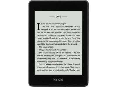 "AMAZON Kindle Paperwhite Wifi 2018 8GB 8GB, 6"" Touch, 300 pp (B07CXG6C9W)"