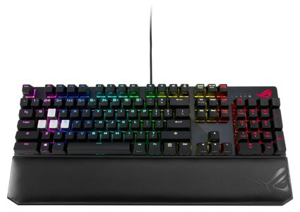 ASUS ROG Strix Scope Deluxe Gaming Tastatur (90MP01I5-B0NA00)