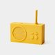 LEXON SPEAKER BT/FM RADIO YELLOW