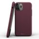 Nudient THIN CASE V2 (IP11 PRO MAX - SANGRIA RED)