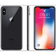 APPLE IPHONE X 256GB SPACE GREY - MQAF2QN/A