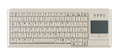 ACTKEY D Ultraflat Industry KB w. PAD Light Grey