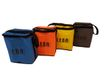 LEBA NoteBag Orange for 5 tablets
