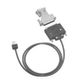 Motorola CM/GM Ribless Programming/ Flash Cable