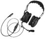 Motorola ATEX Over the Head- Heavy Duty Headset, TETRA ATEX
