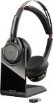 POLY VOYAGER FOCUS UC B825-M, BT Stereo headset Microsoft Skype for Business Certified (202652-102)