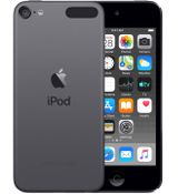 APPLE IPOD TOUCH 256GB - SPACE GREY                                  IN CABL
