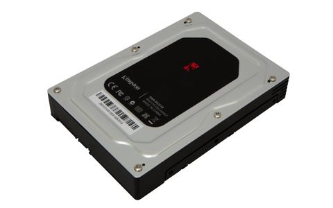 KINGSTON 2.5 to 3.5in SATA Drive Carrier - Note: Must order w/SSD (SNA-DC2/35)