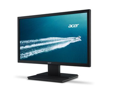 ACER V246HLbid 61cm 24 inch Wide TFT dual HDMI LED Backlight 100M:1 5ms 250cd/m (UM.FV6EE.026)
