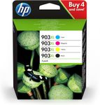 No903XL High Yield C/M/Y/K Ink Cartridge (3HZ51AE)