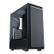 PHANTEKS Eclipse P300A Air Temp Glass Black Vifter: 1x 120mm bak, ATX, mATX, ITX, Tempered Glass