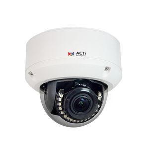 ACTi 5MP Outdoor Zoom Dome with (A87)