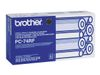 BROTHER Karbonrulle Brother Fax T72/ T74/ T76 4/f (PC74RF)