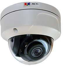 ACTi 4MP Outdoor Dome w/ D/N (A71)