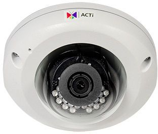 ACTi 4MP Outdoor Mini Dome with (Z92)
