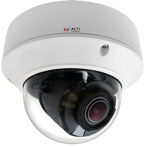 ACTi 4MP Outdoor Zoom Dome with (Z84)
