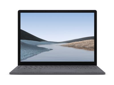 "MICROSOFT Surface Laptop 3 13,5"" touch Platinum Core i5-1035G7,  8GB RAM, 128GB SSD, Windows 10 Home (VGY-00012)"