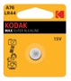 KODAK ULTRA alkaline A76 battery (1 pack)