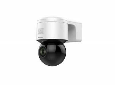 HIK VISION 3-INCH 4 MP 4X POWERED BY DARKFIGHTER IR NETWORK SPEED DOME (DS-2DE3A404IW-DE(2.8-12MM))