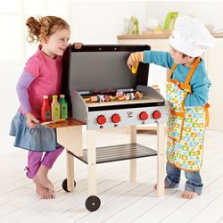 HAPE My Backyard BBQ set