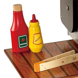 HAPE My Backyard BBQ set (125-5220)