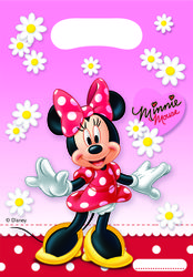 Minnie Godteposer m/motiv, 6 pk